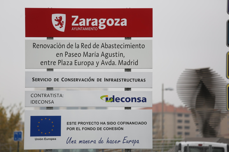 Ayuntamiento de zaragoza noticias el lunes se abren al for Oficina trafico zaragoza