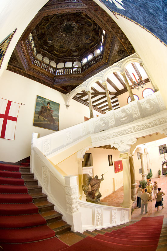 Palacio de la real Maestranza de Zaragoza