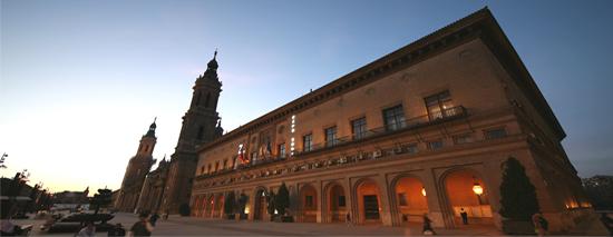 Ayuntamiento de zaragoza zaragoza turismo conoce tu ayuntamiento - Oficina de turismo zaragoza ...